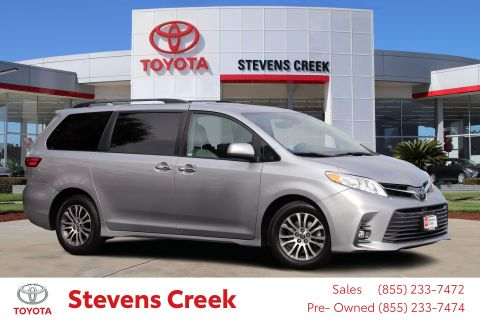 Certified Pre-Owned 2018 Toyota Sienna XLE