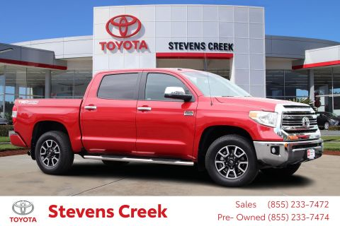 Certified Pre-Owned 2017 Toyota Tundra 794