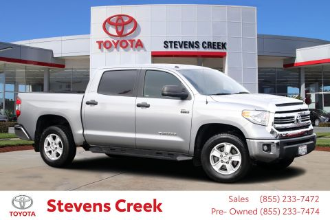 Certified Pre-Owned 2016 Toyota Tundra 4WD Truck Sr5 Pickup 5 1/2 Ft