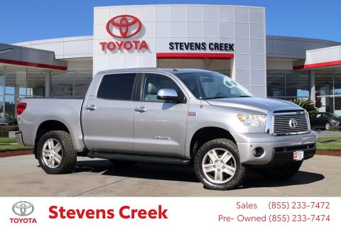 Pre-Owned 2013 Toyota Tundra 4WD Truck Limited Pickup 5 1/2 Ft