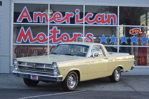 Pre-Owned 1967 Ford Ranchero Fairlane