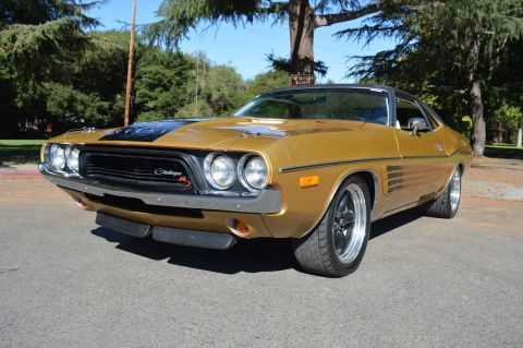 Pre-Owned 1972 Dodge Challenger