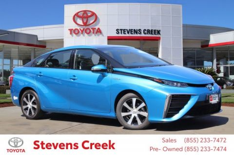 Certified Pre-Owned 2017 Toyota Mirai STD