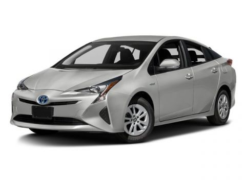 New 2018 Toyota Prius Three Hatchback With Navigation