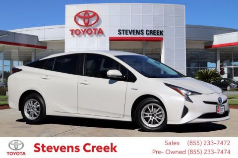 Pre-Owned 2016 Toyota Prius Two Eco Hatchback