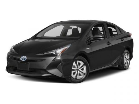 New 2018 Toyota Prius Two Eco Hatchback