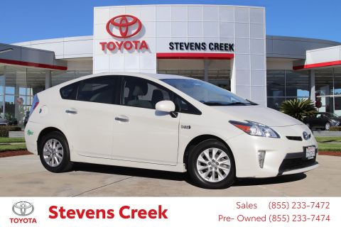 Pre-Owned 2013 Toyota Prius Plug-In Hatchback