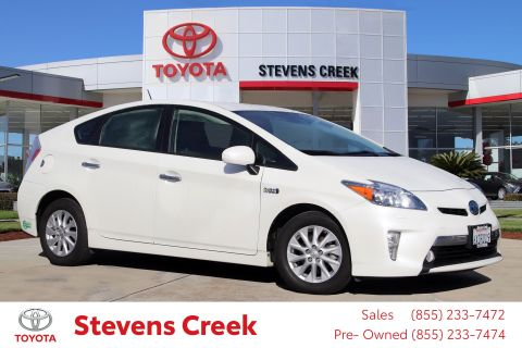 Pre-Owned 2012 Toyota Prius Plug-In Advanced Hatchback