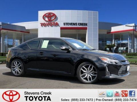 Pre-Owned 2015 Scion tC Hatchback Coupe