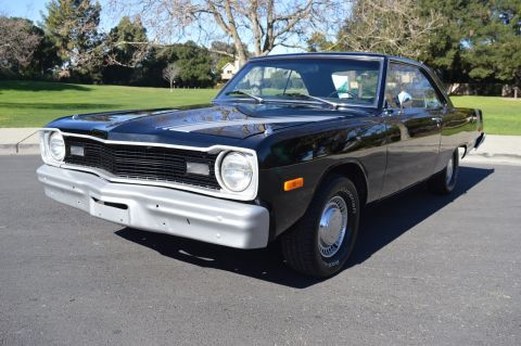 Pre-Owned 1974 Dodge Dart 2 Door Hardtop 2 Dr Hardtop With Factory AC & Sunroof