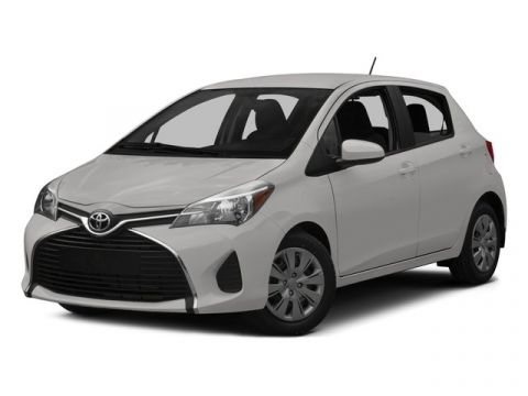 Certified Pre-Owned 2015 Toyota Yaris L Hatchback Sedan